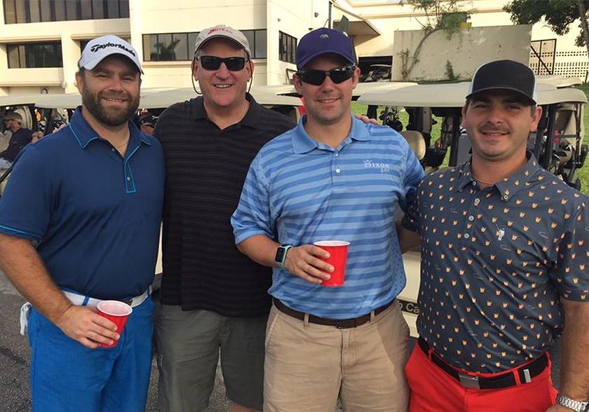 Stiles Golf Tornament