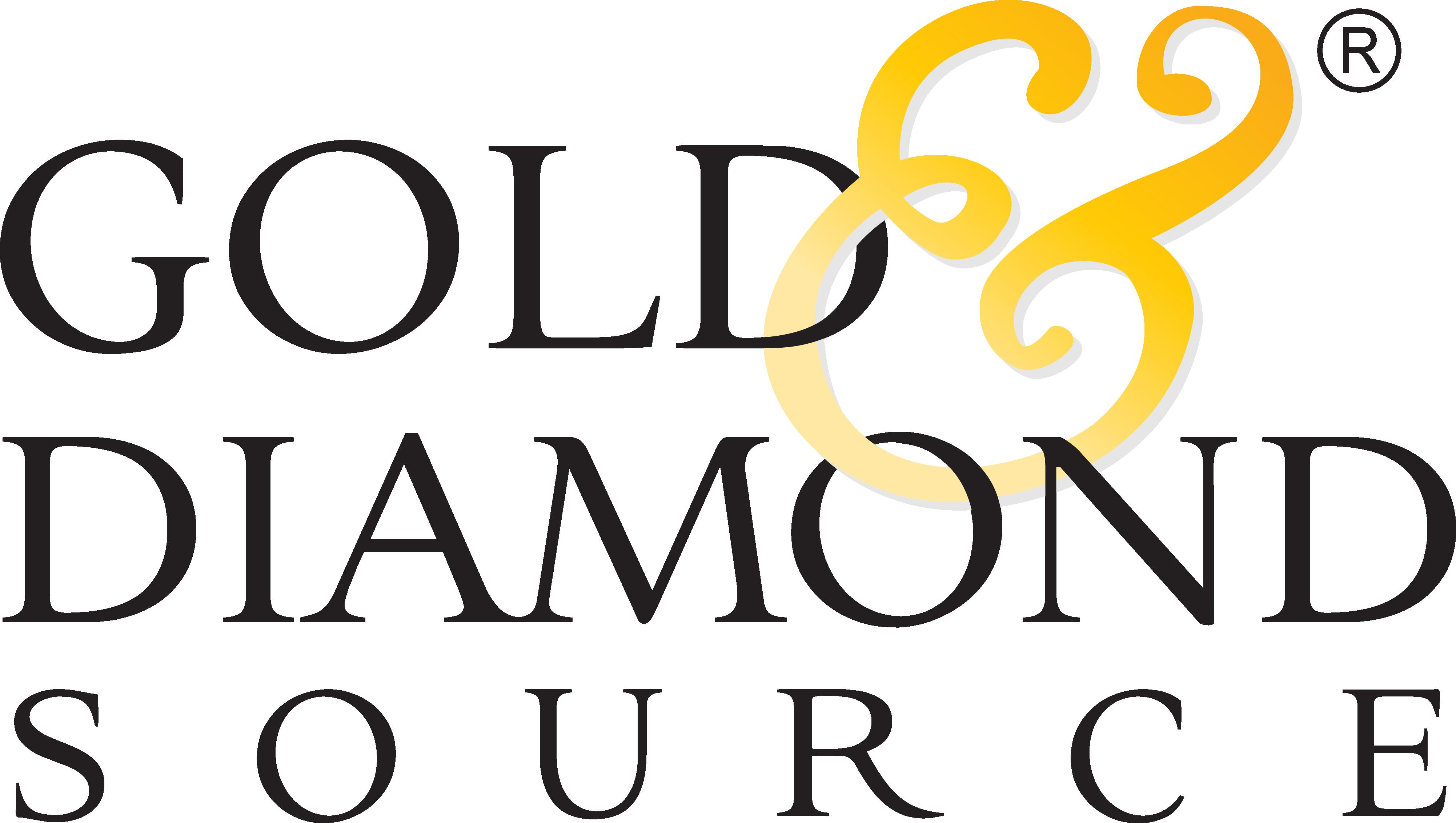 Gold & Diamond Source Company Logo