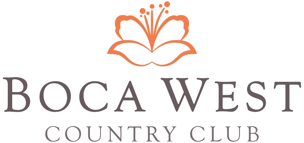 Boca West Country Club logo