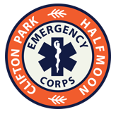 Clifton Park & Halfmoon Emergency Corps. logo