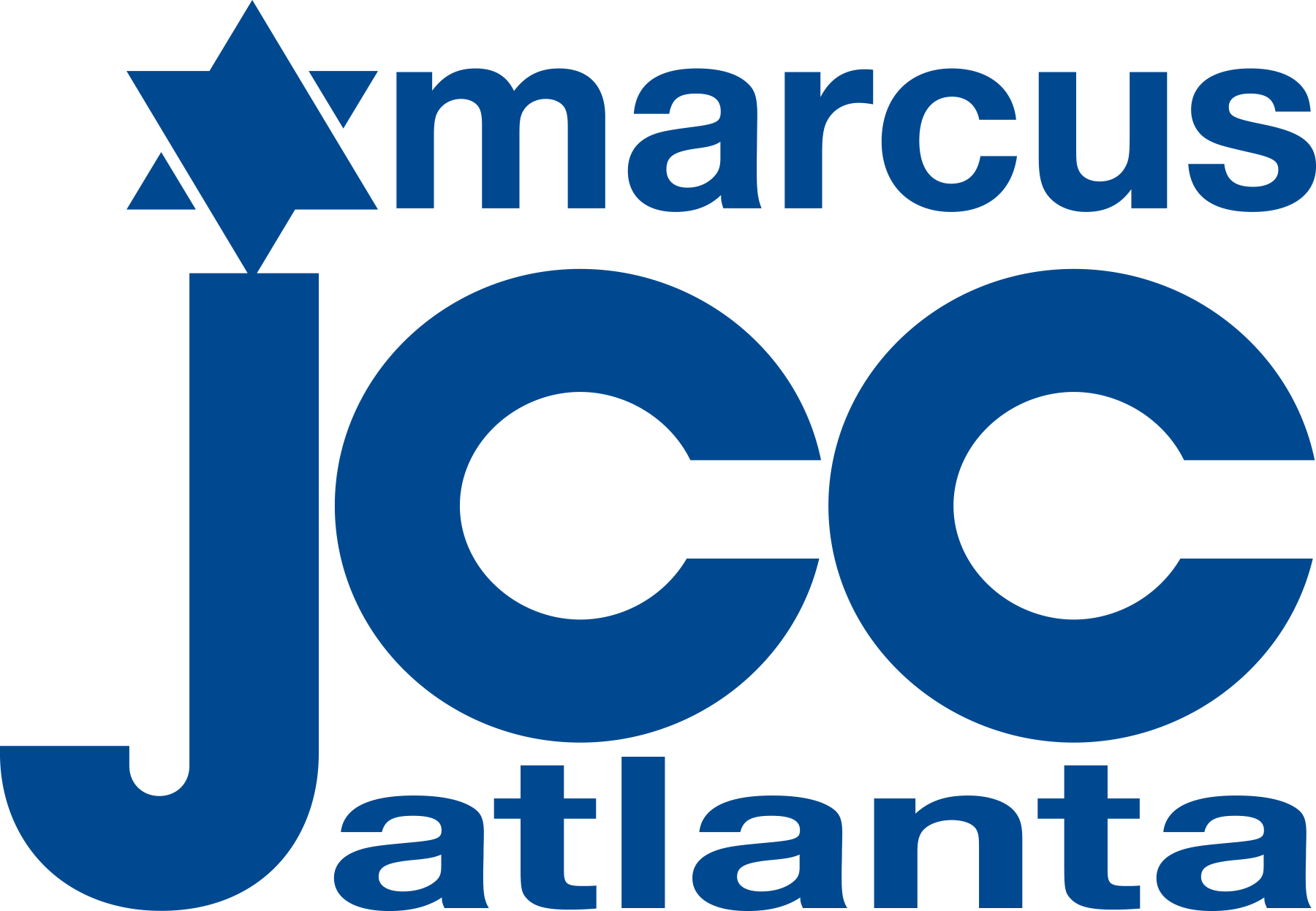 Marcus Jewish Community Center logo