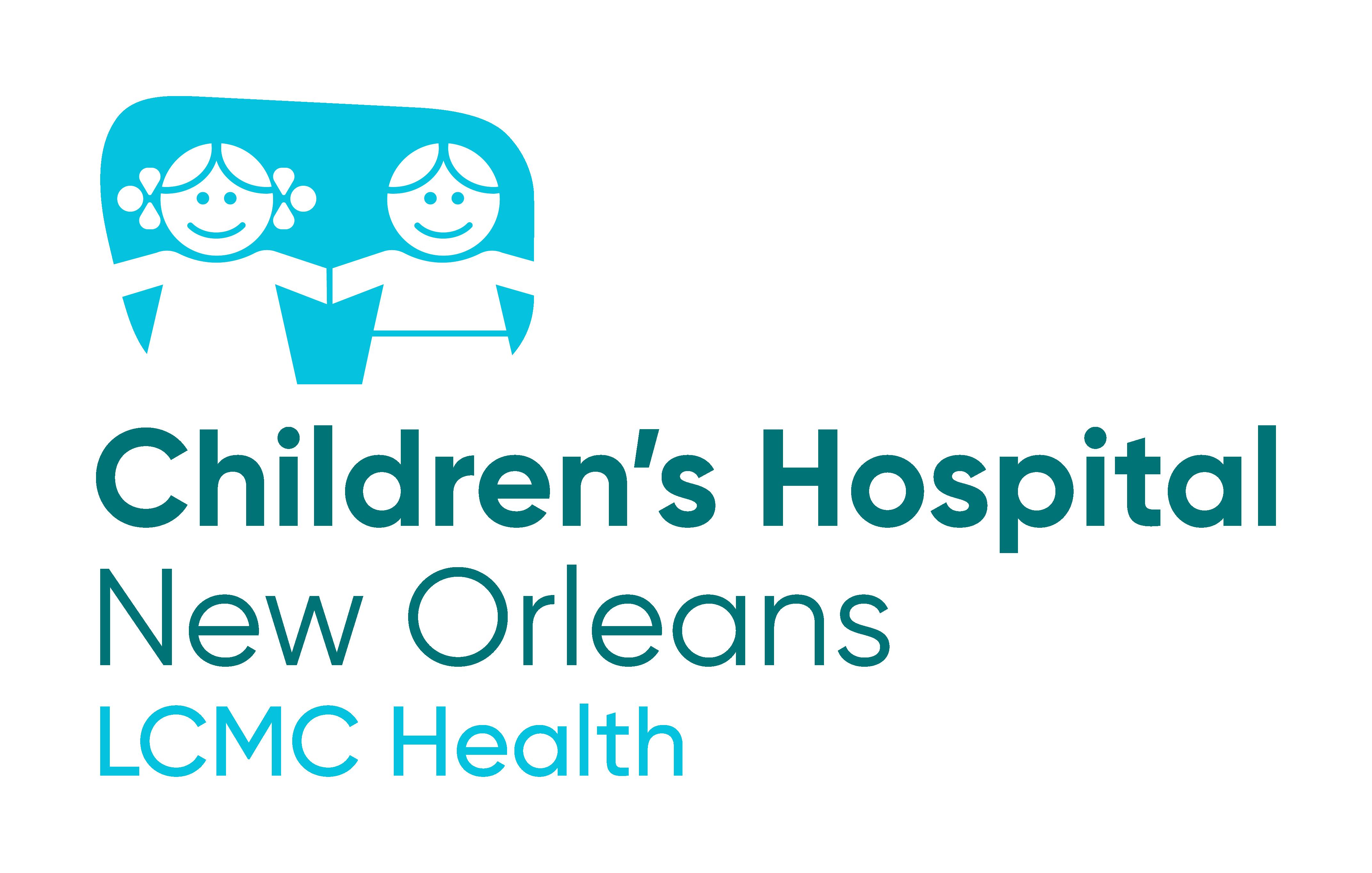 LCMC Health- Children's Hospital New Orleans logo