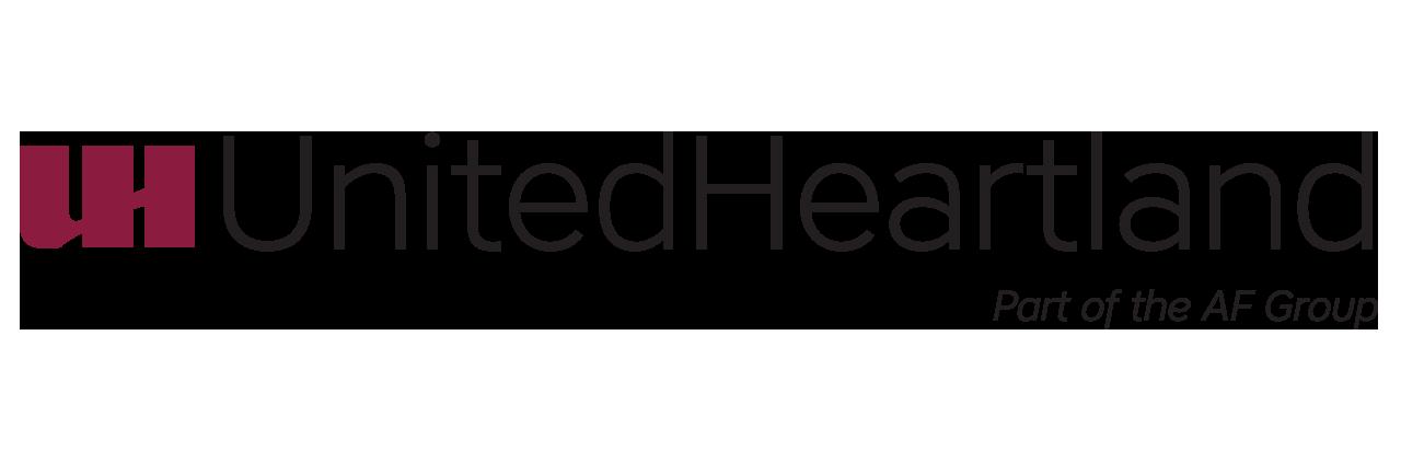 United Heartland logo
