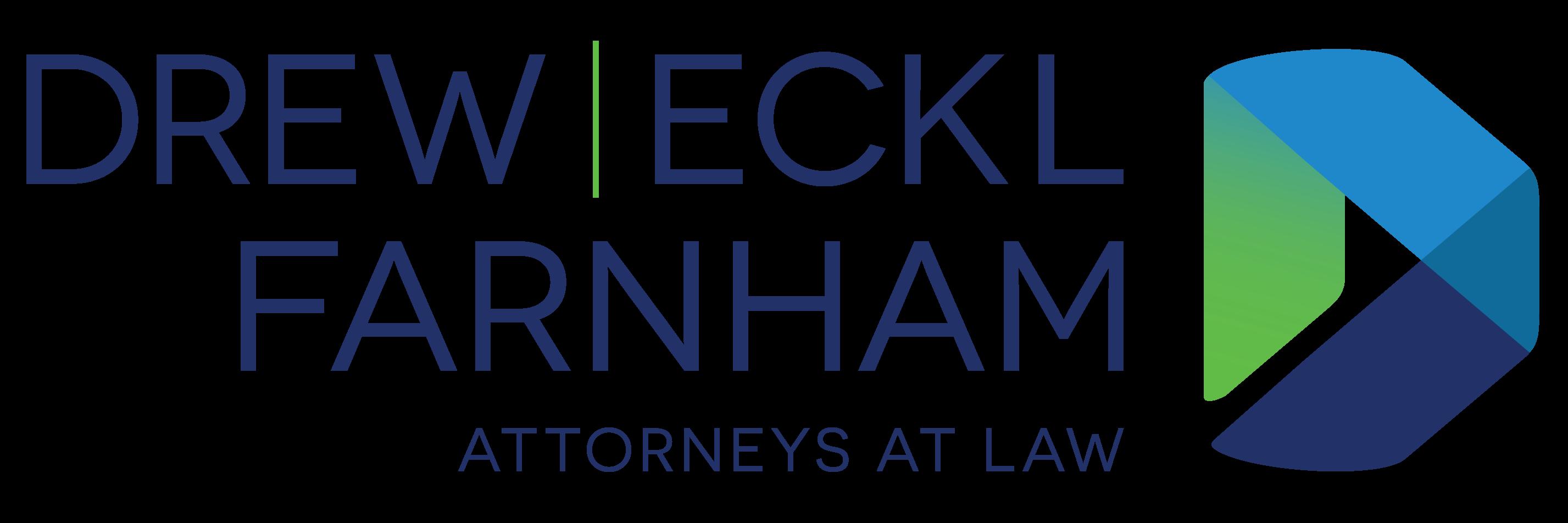 Drew Eckl & Farnham Company Logo