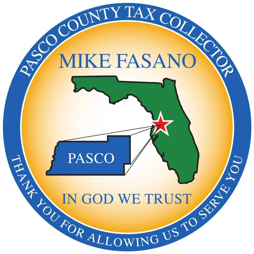 Pasco County Tax Collector's Office Company Logo