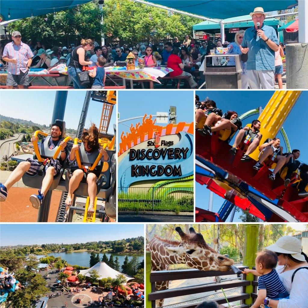 BKF Company Appreciation Picnic at Six Flags Discovery Kingdom – July 2019