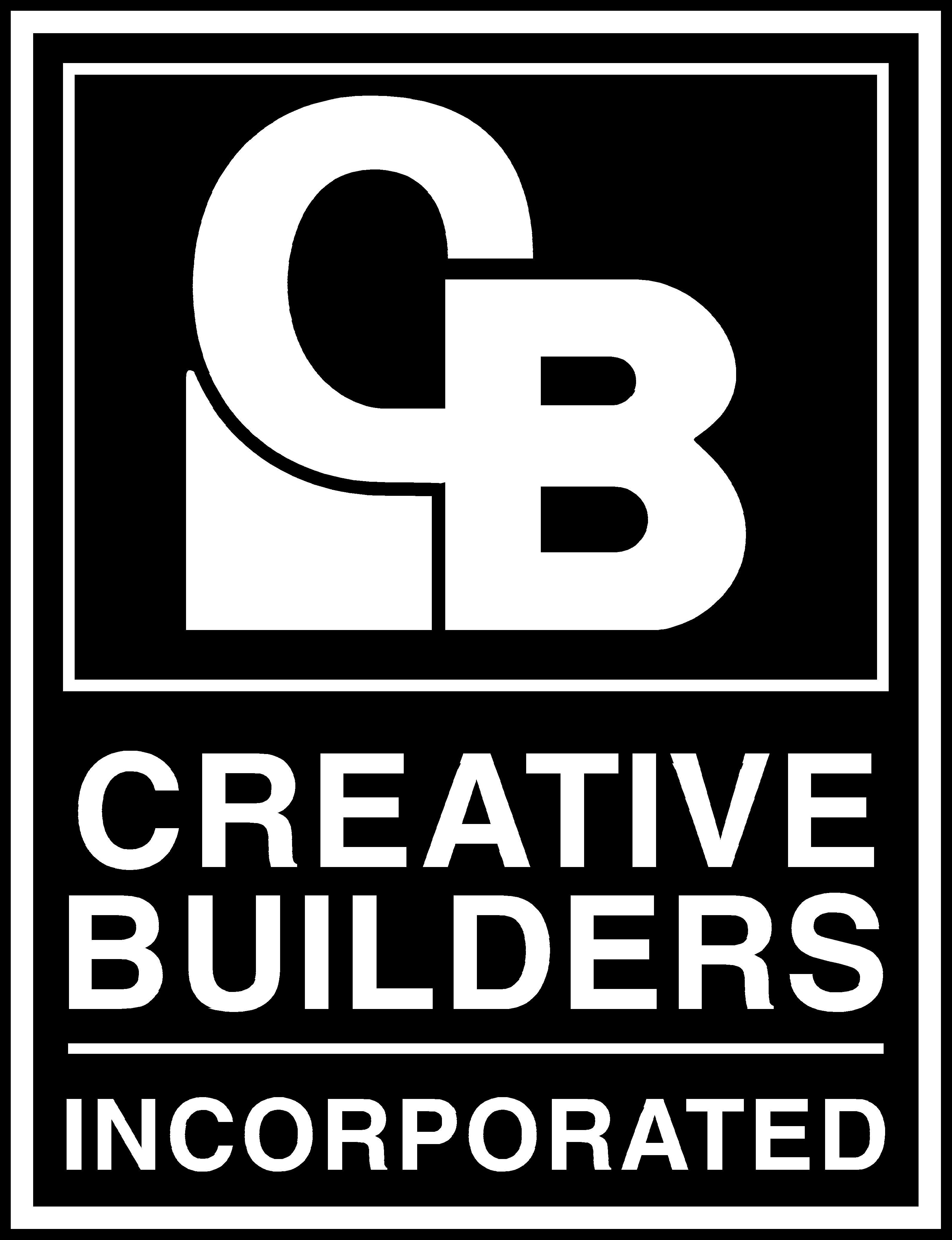Creative Builders, Inc. logo