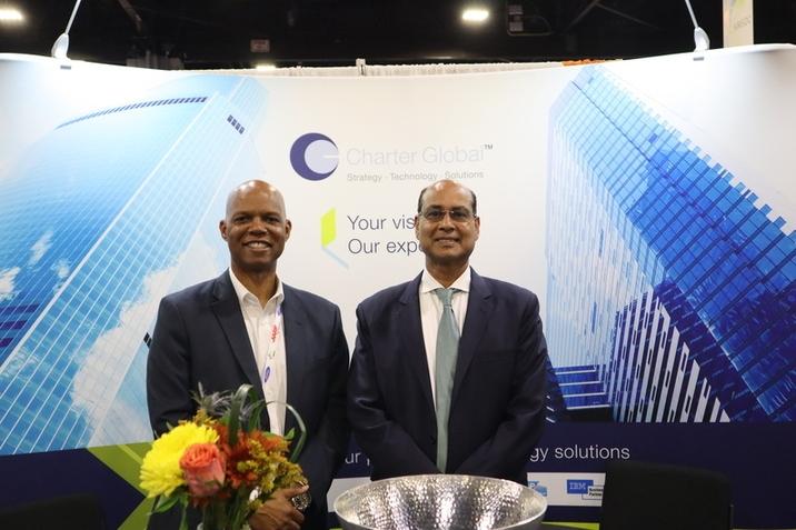 Charter Global leadership team