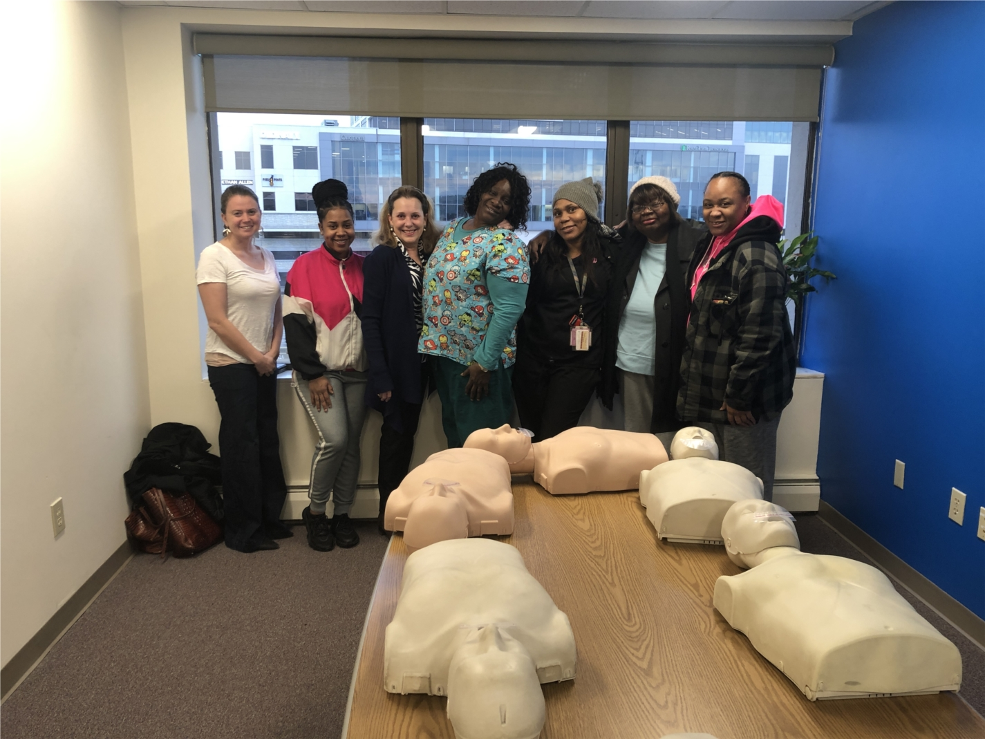 CPR class 1 of many