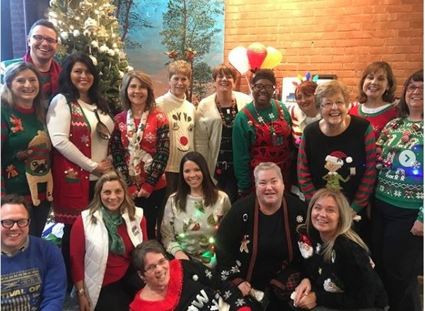 Annual Ugly Sweaters