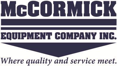 McCormick Equipment Company, Inc Company Logo