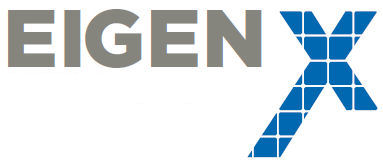 Eigen X, LLC logo