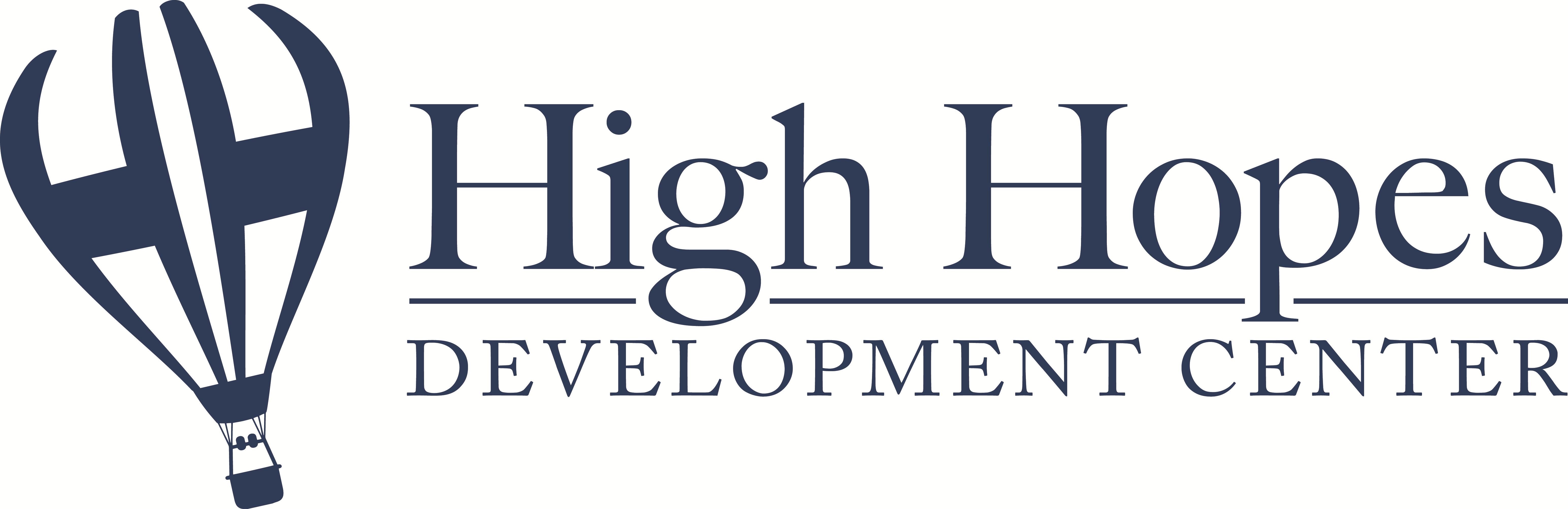 High Hopes Development Center Company Logo
