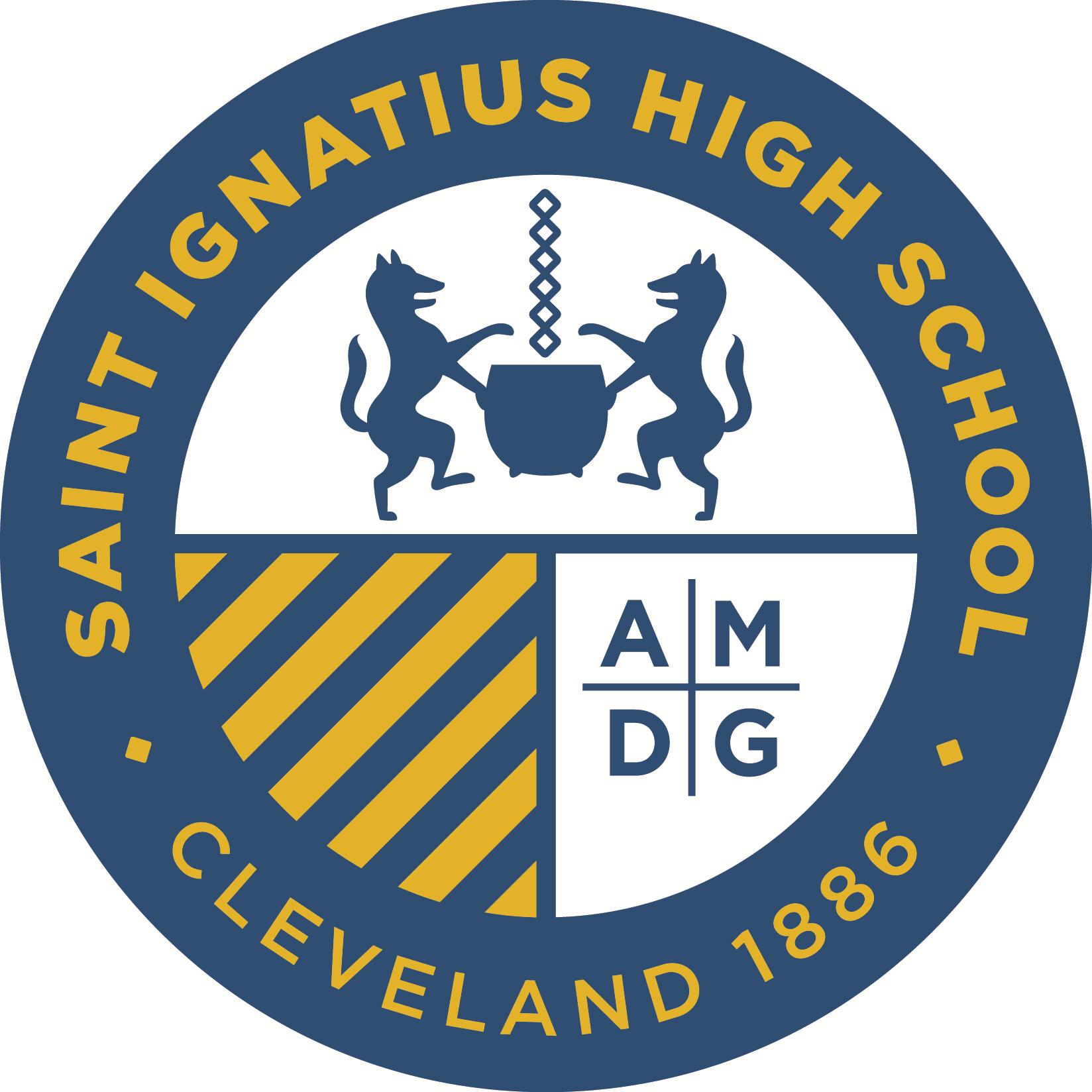 Saint Ignatius High School logo