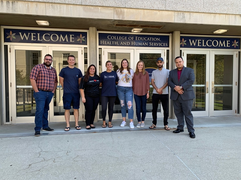 JACK Team Members connect with Kent State University and their Hospitality Department to foster local talent here in Northeast Ohio.