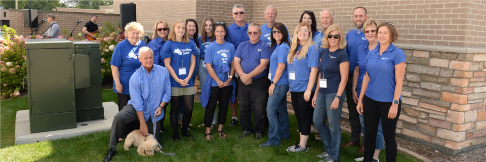 Northeast Bank employees celebrate the community at our annual community picnic!