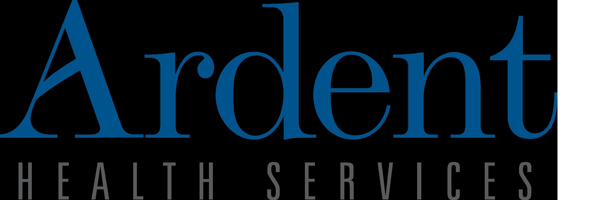 Ardent Health Services Company Logo