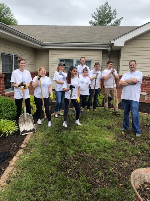Day of Giving 2019 at Cardinal Ritter