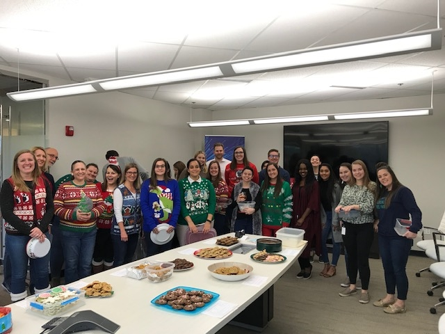 Christmas Cookies & Cocktails Party 2019