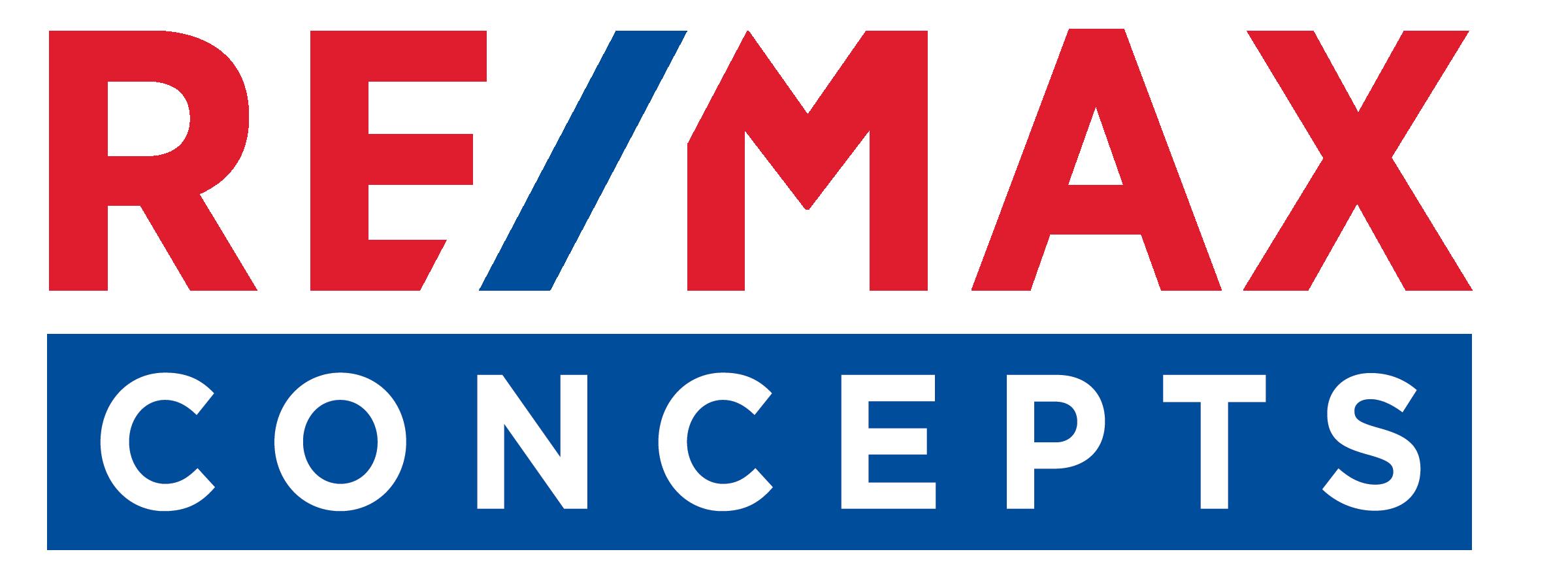 RE/MAX Concepts logo