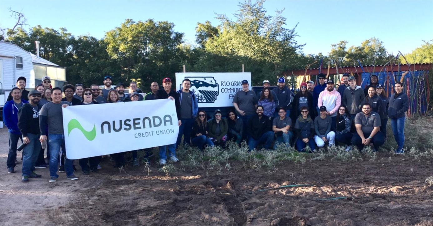 Community Day 2019: Rio Grande Community Farm