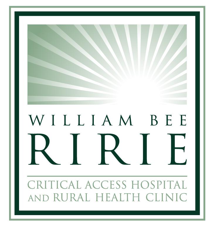William Bee Ririe Hospital logo