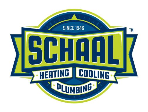 Schaal Plumbing, Heating & Cooling Company Logo