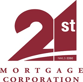 21st Mortgage Corporation logo