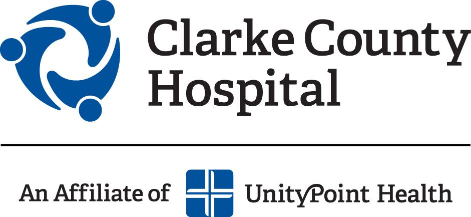 Clarke County Hospital logo