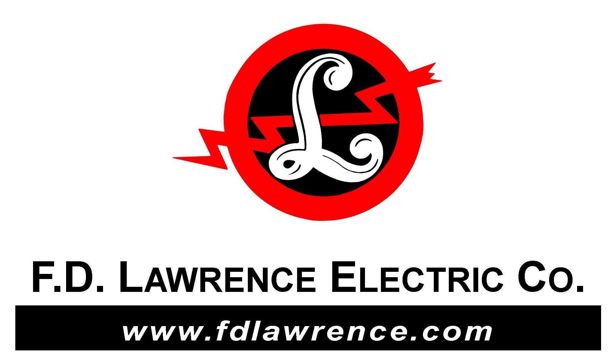 F.D. Lawrence Electric logo