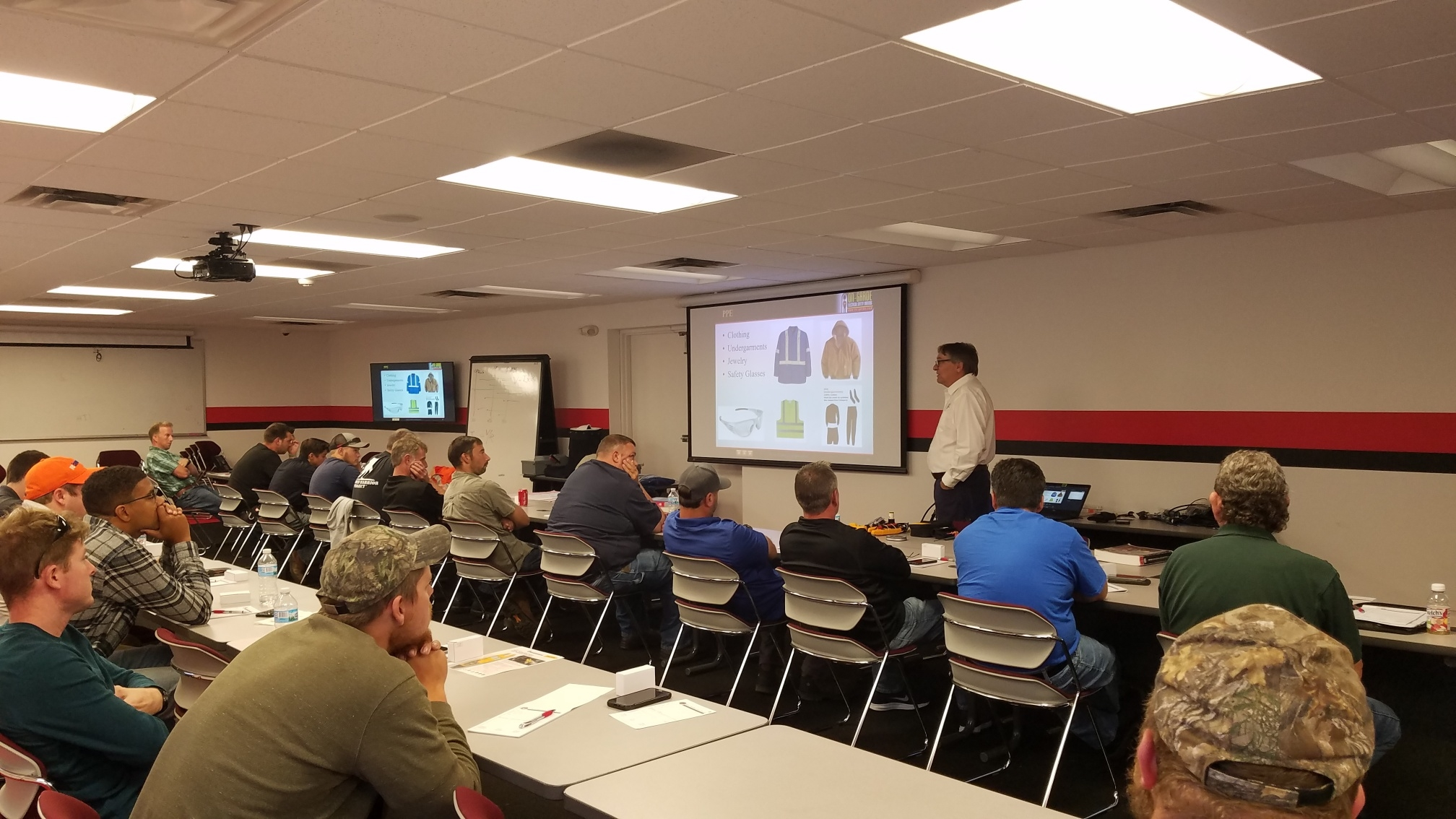 NFPA 70E Electrical Safety Training at The F.D. Lawrence Electric Co.