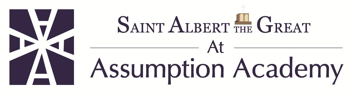 Saint Albert the Great At Assumption Academy logo