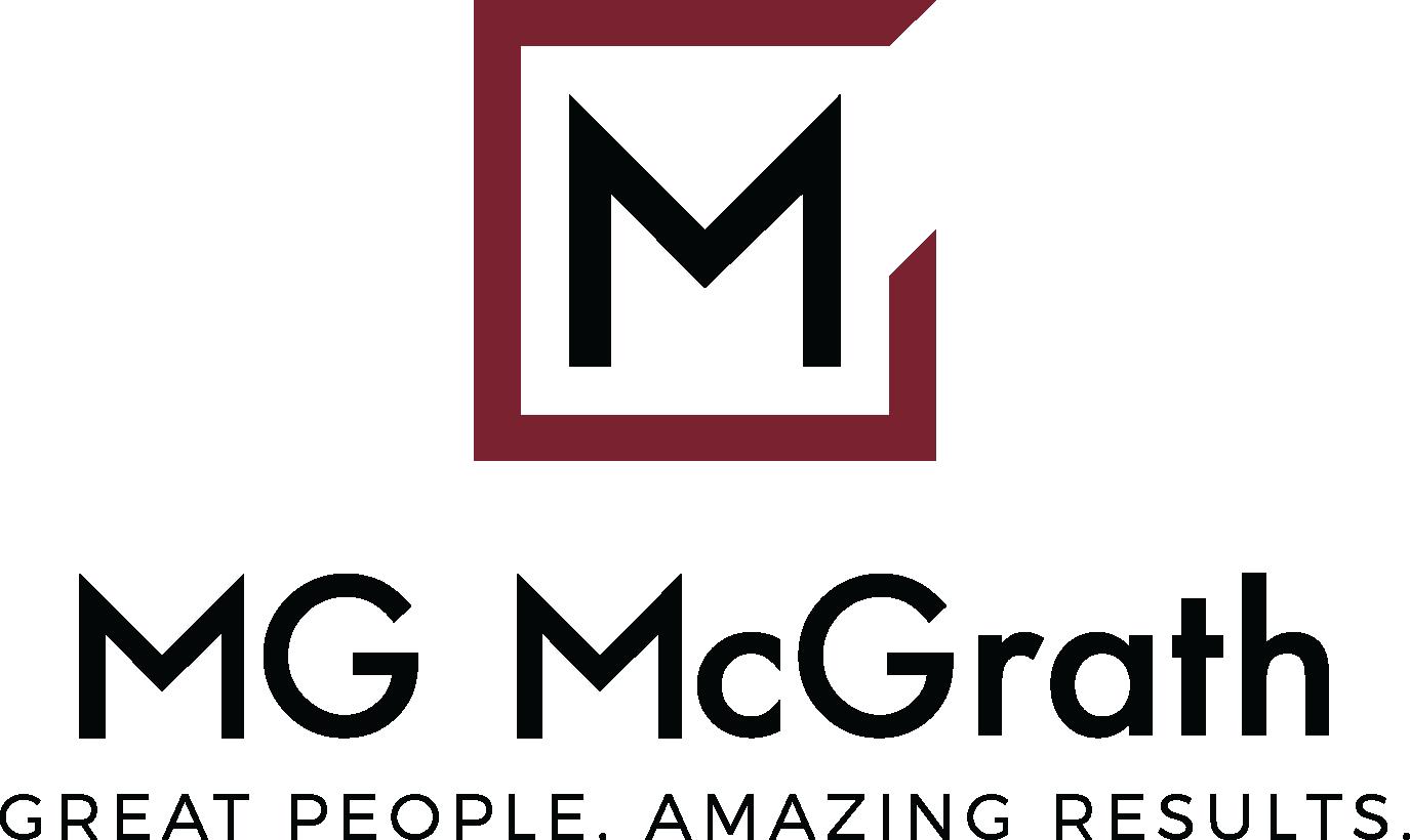 MG MCGRATH INC logo