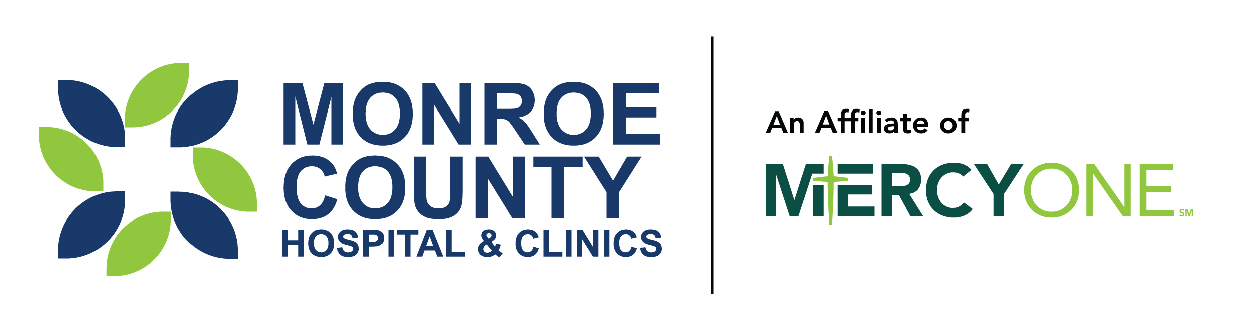 Monroe County Hospital & Clinics logo