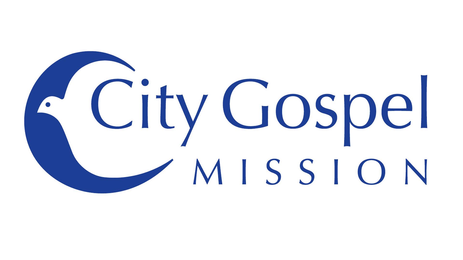 City Gospel Mission logo