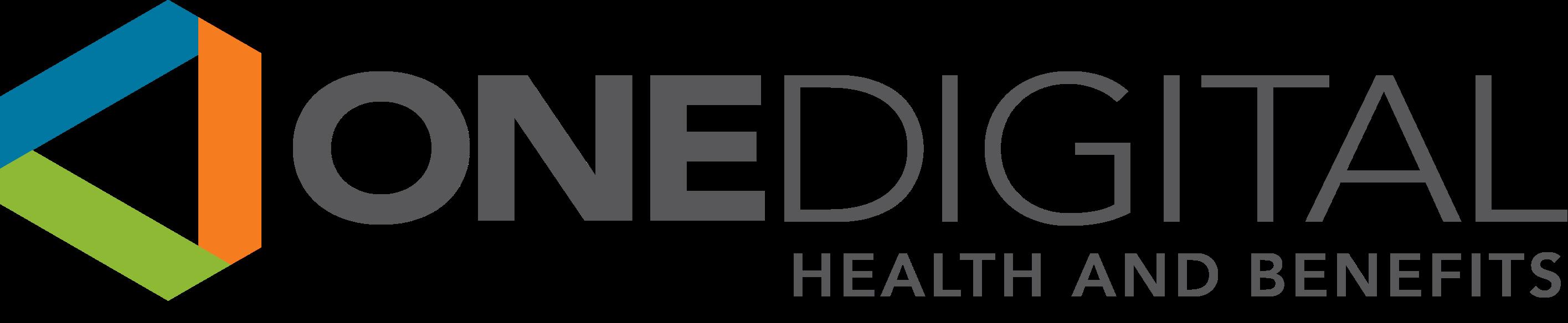 OneDigital Health and Benefits  Company Logo