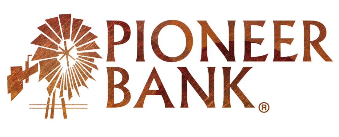 Pioneer Bank Company Logo