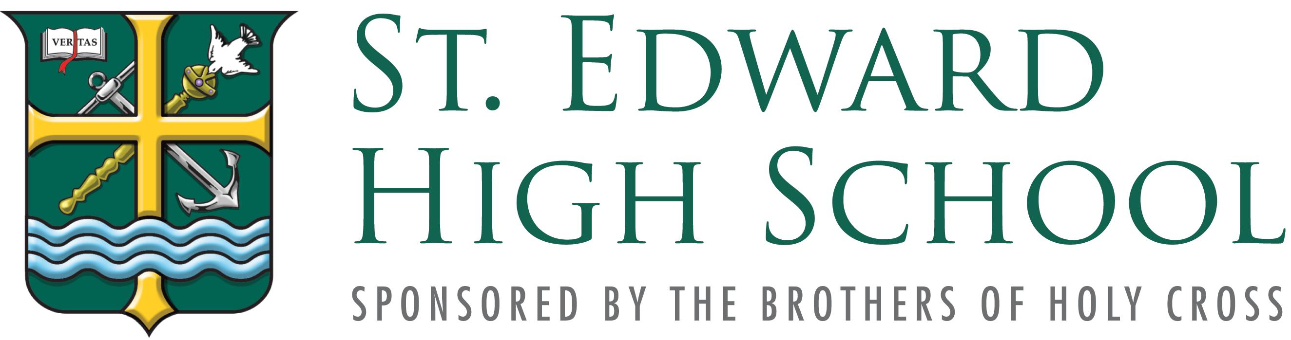 Saint Edward High School logo