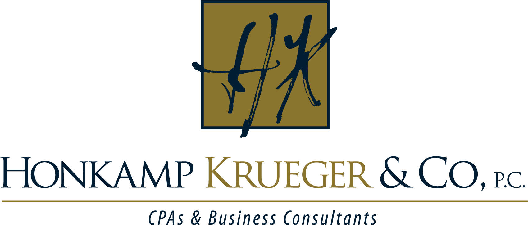 Honkamp Krueger & Co, P.C. logo