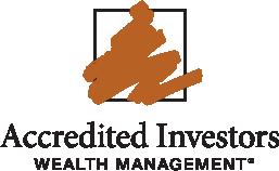Accredited Investors Wealth Management logo