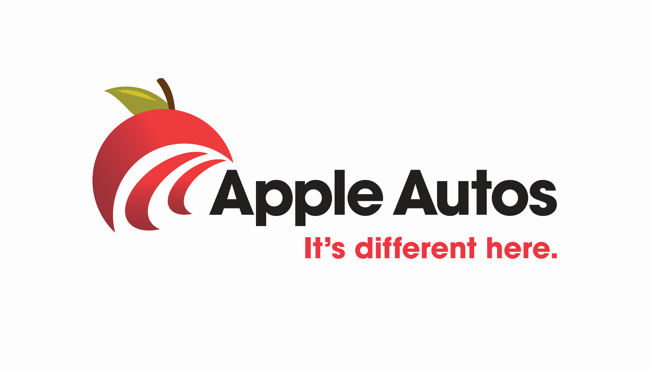 Apple Autos Company Logo