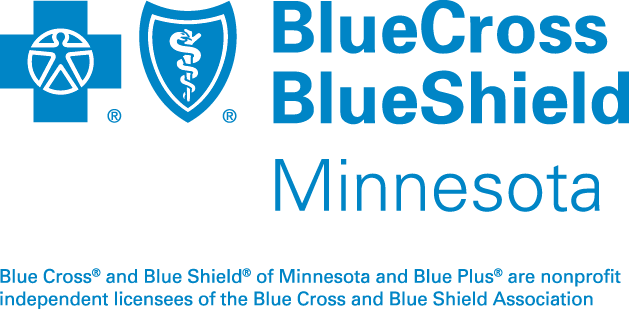 Blue Cross and Blue Shield of MN logo