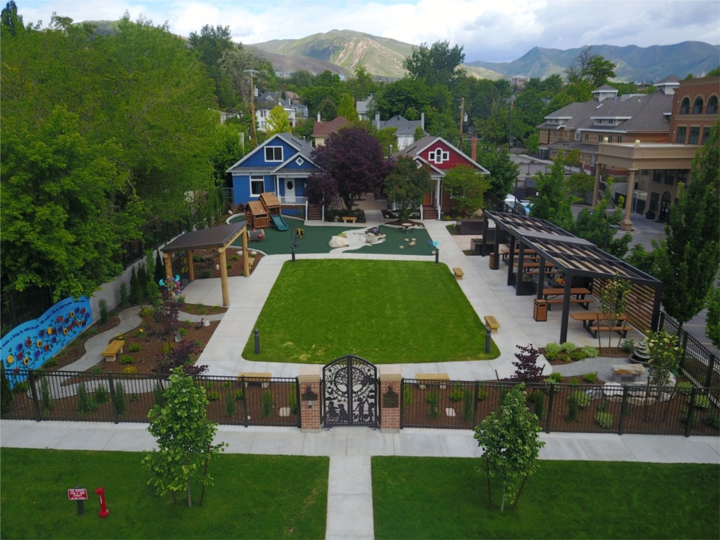 The Park that Love Build, Ronald McDonald House addition 2020