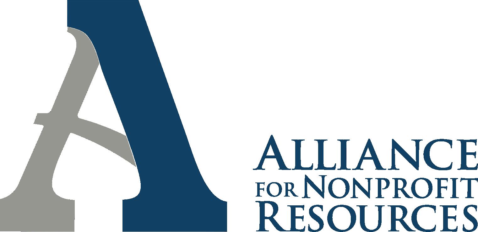 Alliance for Nonprofit Resources logo