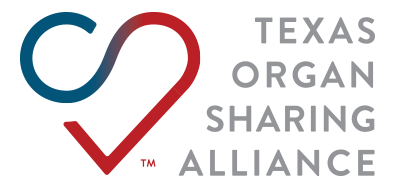 Texas Organ Sharing Alliance logo