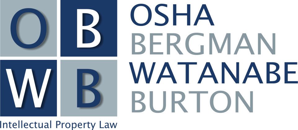 Osha Bergman Watanabe & Burton LLP logo