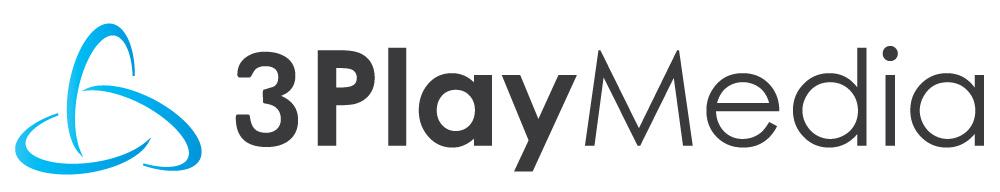 3Play Media logo