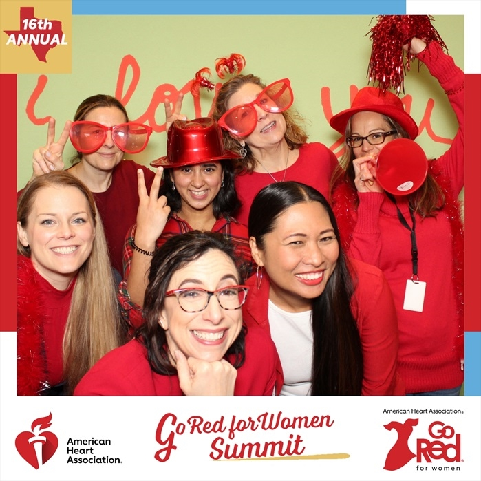 Go Red for Women Summit
