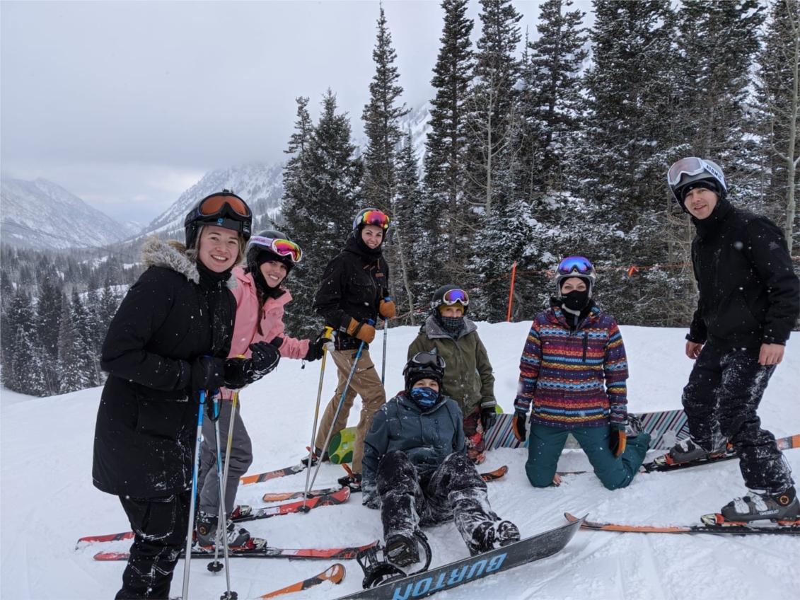 Annual Walker Edison Ski Day