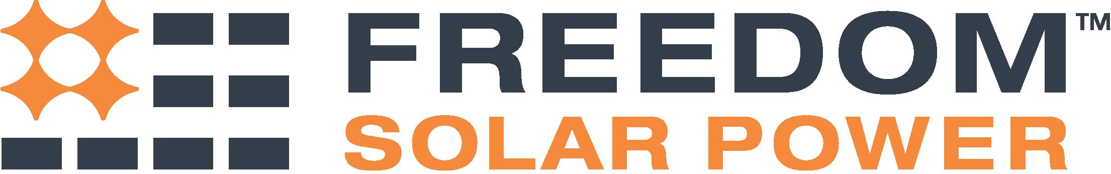 Freedom Solar Power Company Logo
